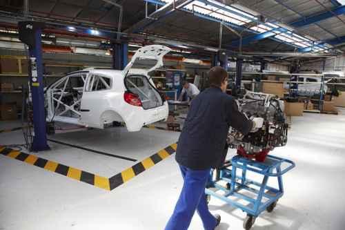 L'usine Alpine à Dieppe recrute !