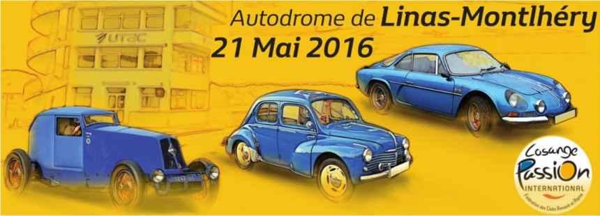 Losange Passion International: 800 Alpine et Renault sur la piste !
