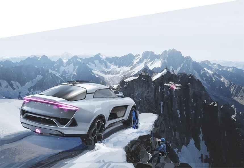 Un SUV chez Alpine, et pourquoi pas ?