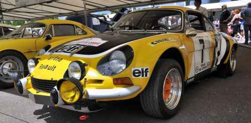 Goodwood 2016, le programme d'Alpine