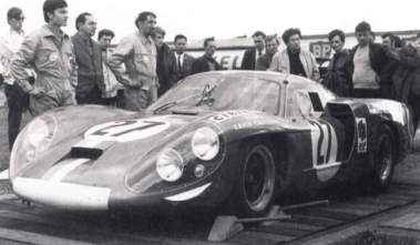 Alpine A220 1968 2