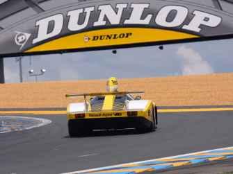 Alpine A442 2 1978 24 Heures du Mans