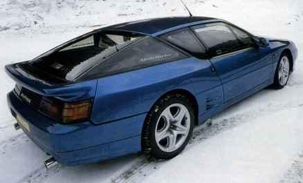 Alpine A610 9