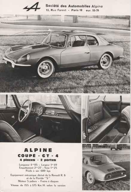 Alpine GT4 12