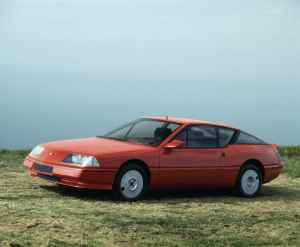 Alpine GTA Prototype