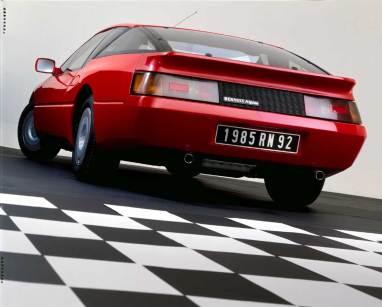 Alpine GTA V6 GT 2