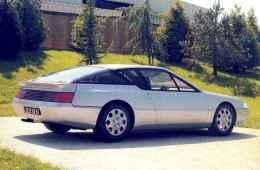 Etude Alpine GTA Berex