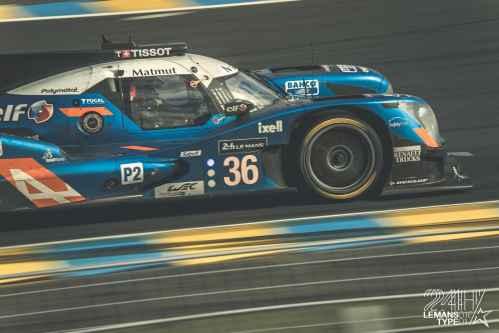 Les 24 Heures du Mans vus par Type-01
