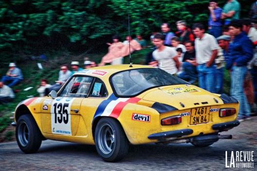 Alpine A110 7 - La Revue Automobile
