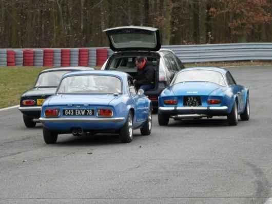 Alpine A110 Lotus Elan Automotiv 11