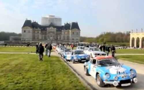 Documentaire Renault TV de l'Alpine A110 VF