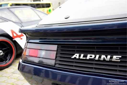 Autoworld 2016 Alpine Story 141