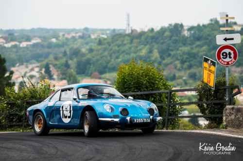 Circuit Remparts Alpine A110 9