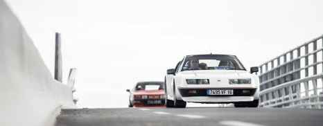 Circuit Remparts Alpine A310