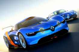 Alpine A110-50 COncept-Car - 15