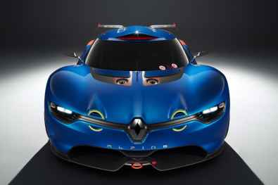 Alpine A110-50 COncept-Car - 18
