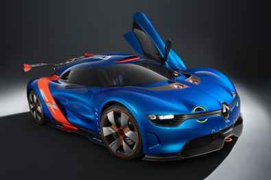 Alpine A110-50 COncept-Car - 5