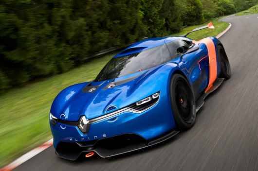 Alpine A110-50 COncept-Car - 6