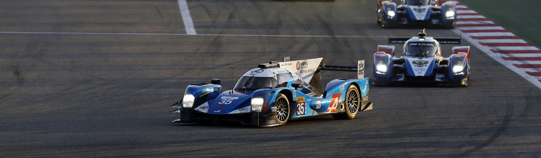 7ème et dernier podium pour Alpine à Bahreïn !