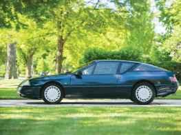 Alpine GTA Turbo 1990 Petrolicious - 2