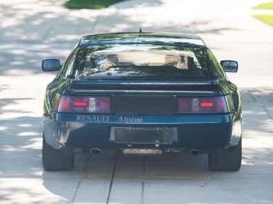 Alpine GTA Turbo 1990 Petrolicious - 3