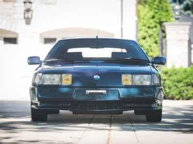 Alpine GTA Turbo 1990 Petrolicious - 4