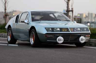 Alpine A310 1600 VE 1973 Japon - 19