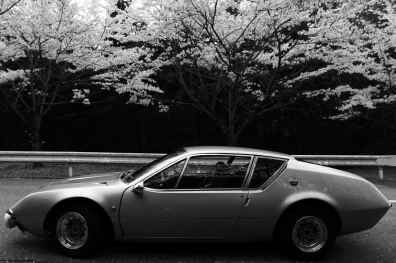 Alpine A310 1600 VE 1973 Japon - 35