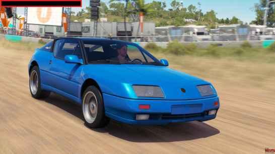 Alpine GTA Le Mans Turn 10 Forza Horizon 3 - 1