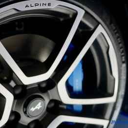 MICHELIN Pilot Sport 4 équipera la nouvelle Alpine A110 Première Edition.