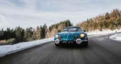 Alpine LAB et son Alpine A110 1300S Usine de 1968 Classic Driver - 30