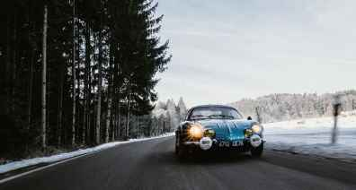 Alpine LAB et son Alpine A110 1300S Usine de 1968 Classic Driver - 31