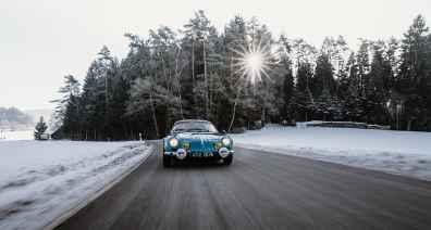 Alpine LAB et son Alpine A110 1300S Usine de 1968 Classic Driver - 32