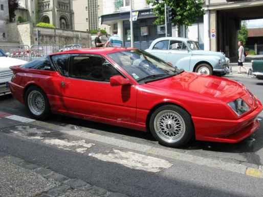 Alpine GTA V6 Turbo Pierangeli BBS - 9