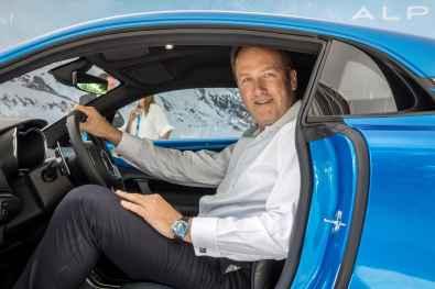 Alpine A110 2017 Mickael van der sande Parco Valentino - Salone dell'Auto di Torino - 11