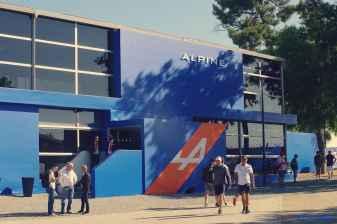 Alpine Planet WEC 24 Heures du Mans 2017 Signatech Alpine Ragues Panciatici Rao Negrao Dumas Menezes coulisses - 3-imp