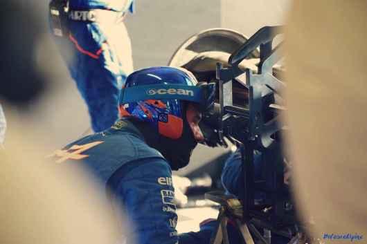 Alpine Planet WEC 24 Heures du Mans 2017 Signatech Alpine Ragues Panciatici Rao Negrao Dumas Menezes coulisses - 30-imp