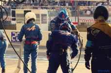 Alpine Planet WEC 24 Heures du Mans 2017 Signatech Alpine Ragues Panciatici Rao Negrao Dumas Menezes coulisses - 40-imp