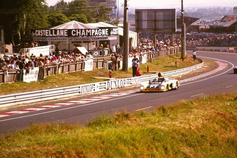 24 Heures du Mans 1978 pironi jabouille depailler jaussaud bell ragnotti frequelin a443 a442b a442a a442 victoire - 18