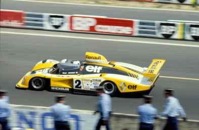 24 Heures du Mans 1978 pironi jabouille depailler jaussaud bell ragnotti frequelin a443 a442b a442a a442 victoire - 33