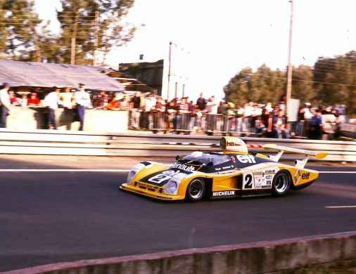 24 Heures du Mans 1978 pironi jabouille depailler jaussaud bell ragnotti frequelin a443 a442b a442a a442 victoire - 6