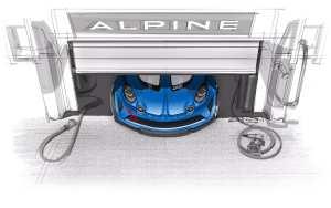 [EXCLU] La nouvelle Alpine A110 Cup présentée le 26 octobre !