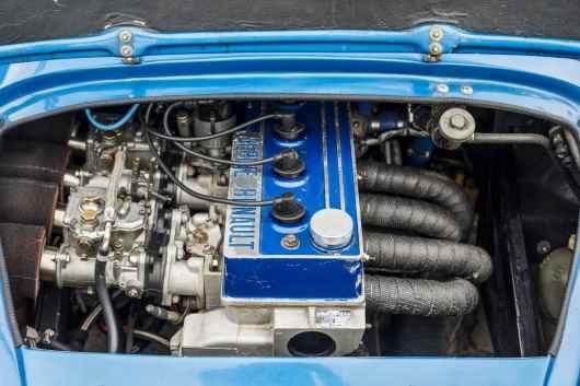 Alpine A110 1600S 1971 Usine Jean Pierre Nicolas - 15