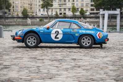 Alpine A110 1600S 1971 Usine Jean Pierre Nicolas - 5