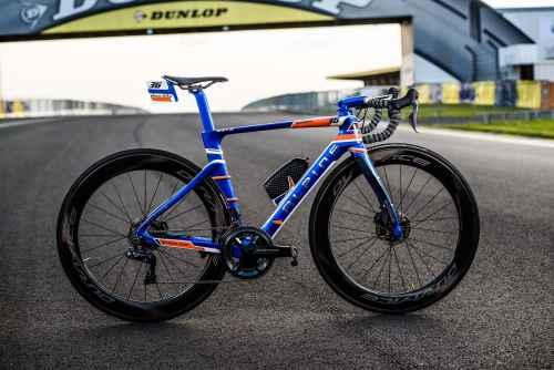 Deco Bike propose un vélo aux couleurs Alpine Racing !