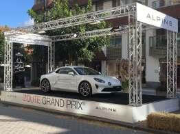 Alpine A110 Grand Prix Zoute MVDS Van Der Sande Belgique (4)