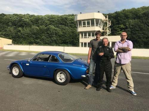 Wheeler Dealers France: une Alpine A110 va retrouver une seconde jeunesse