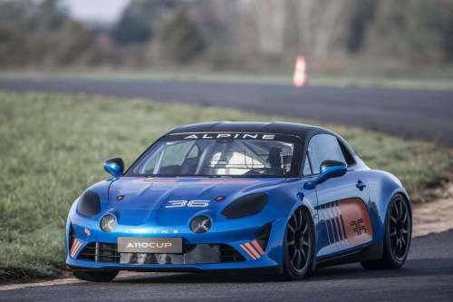 Le Team Racing Technology s'engage en Alpine Europa Cup