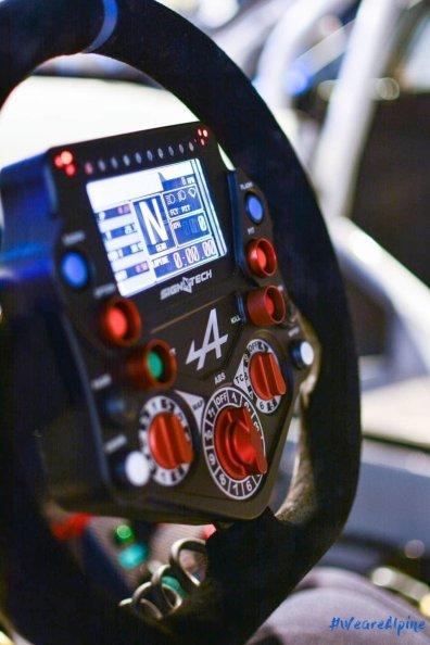 Alpine A110 Cup Signatech Studio Boulogne Billancourt GPE Auto - 26