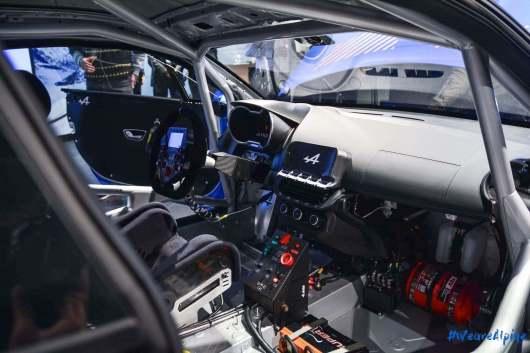 Alpine A110 Cup Signatech Studio Boulogne Billancourt GPE Auto - 33